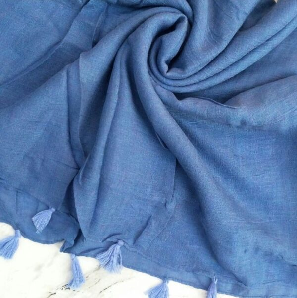 Classic Viscose Blue