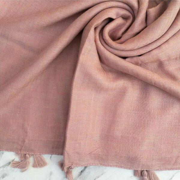 Classic Viscose Light Pink