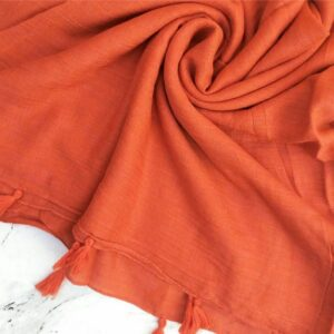 Classic Viscose Orange