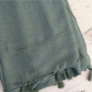 Classic Viscose Sea Green