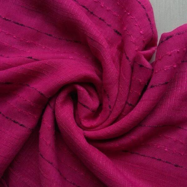 Doriah Premium Lawn Hijab Fuscia Pink