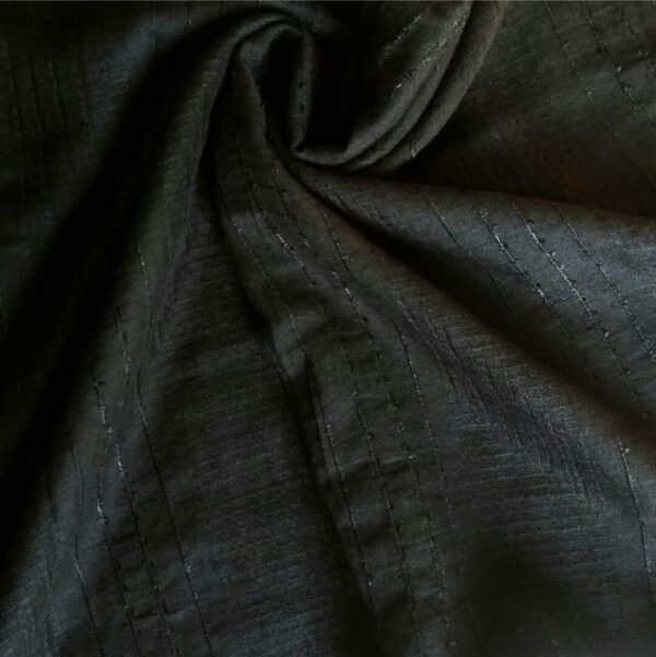 Doriah Premium Lawn Hijab Onyx Black