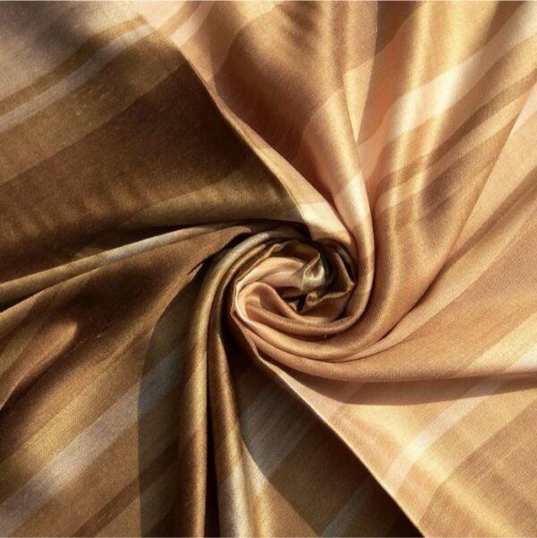 Premium Nepalese Silk Light Brown