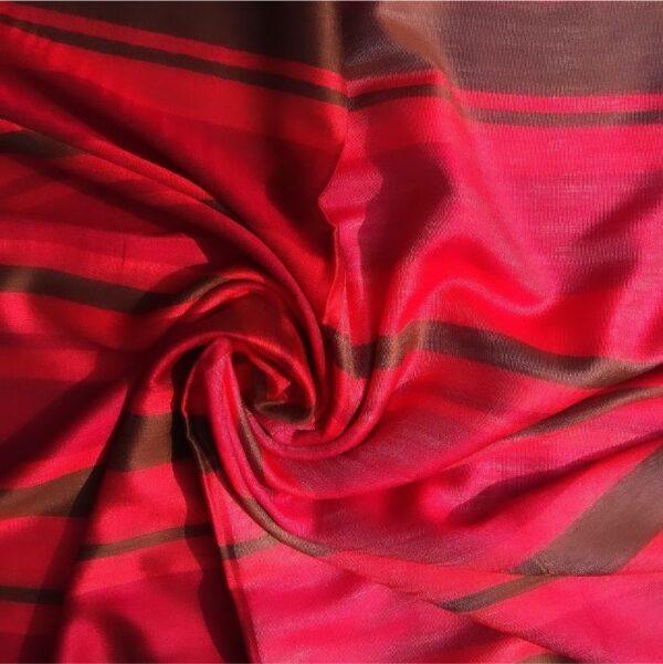 Premium Nepalese Silk Red