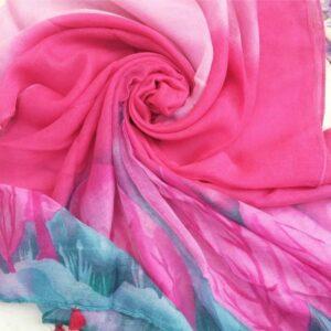 Printed Lawn Pink