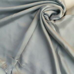 Satin Hijab Silver