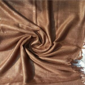 Shimmer Viscose Brown