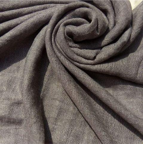 Everyday Lawn Scarf Grey