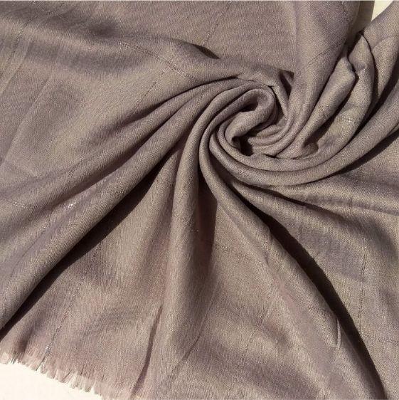 Fancy Turkish Cotton Grey