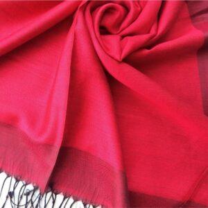 Nepalese Silk Scarlet