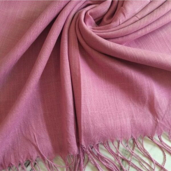 Premium Cotton Hijab Lilac