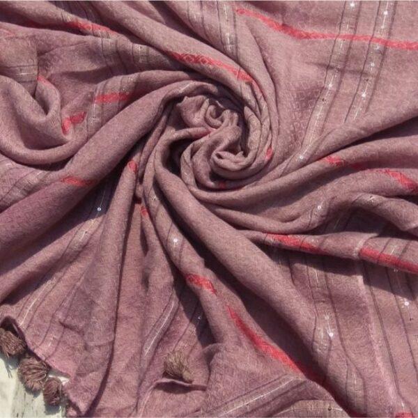 Premium Lawn Hijab Carnation Pink
