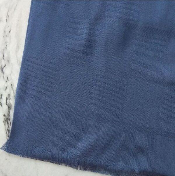 Premium Viscose Hijab Blue