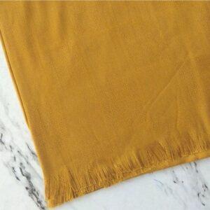Premium Viscose Hijab Mustard