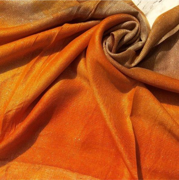 Shimmer Lawn Orange
