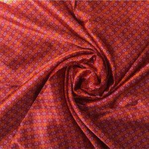 Silky Delights Maroon