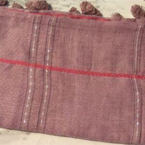 Premium Lawn Hijab Carnation Pink 2