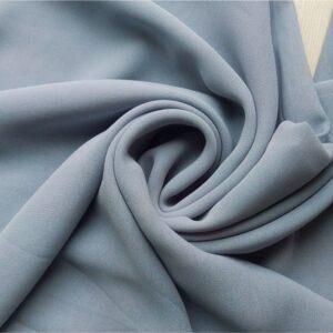 Classic Chiffon Hijab Arctic Blue