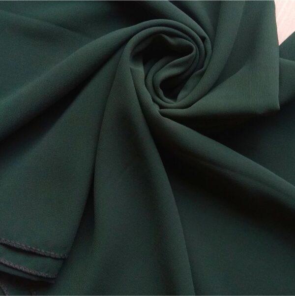 Classic Chiffon Hijab Green