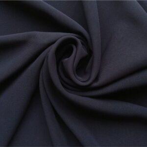 Classic Chiffon Hijab Navy Blue
