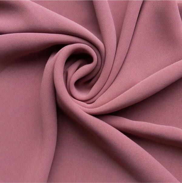 Classic Chiffon Hijab Tea Pink
