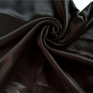 Deluxe Shimmer Silk Stole Black