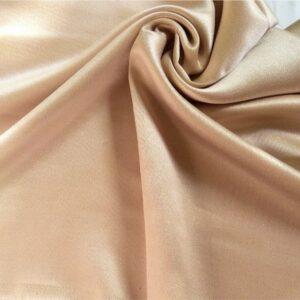 Deluxe Shimmer Silk Stole Desert Sand