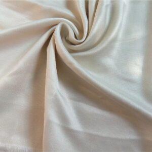 Deluxe Shimmer Silk Stole Radiant White