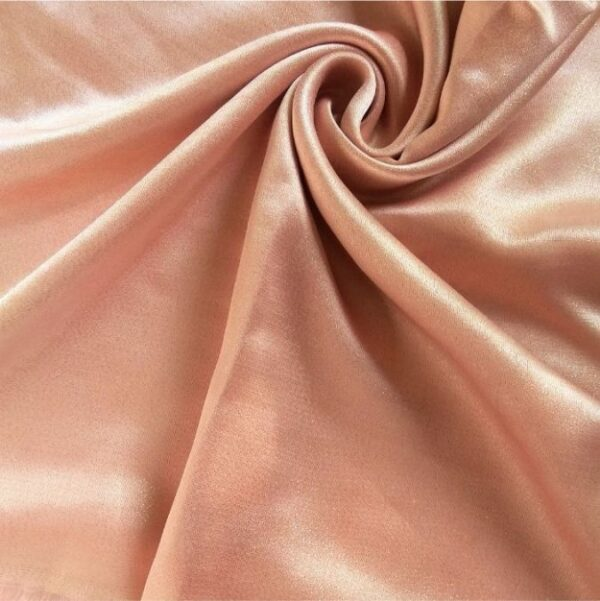 Deluxe Shimmer Silk Stole Rose Pink