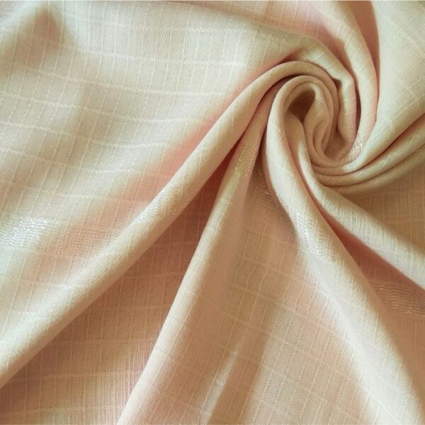 Fancy Turkish Cotton Stole Baby Pink