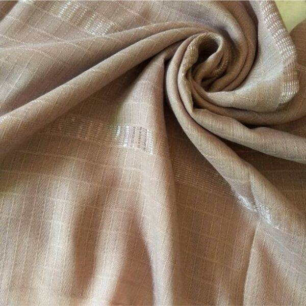 Fancy Turkish Cotton Stole Iced Cappuccino