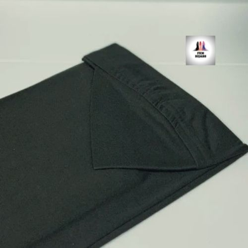 Large Al Amira Hijab Black