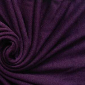 Premium Cotton Jersey Hijab Purple
