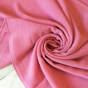 Premium Georgette Hijab Trailing Pink