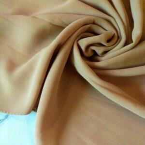 Premium Georgette Hijab Camel