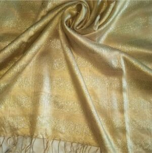 Shimmer Viscose Bright Gold