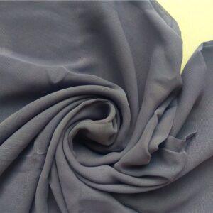 Square Hijab Azure Blue