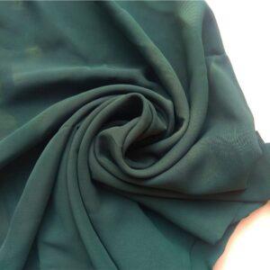 Square Hijab Dark Green