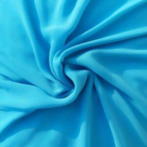 Square Hijab Light Blue