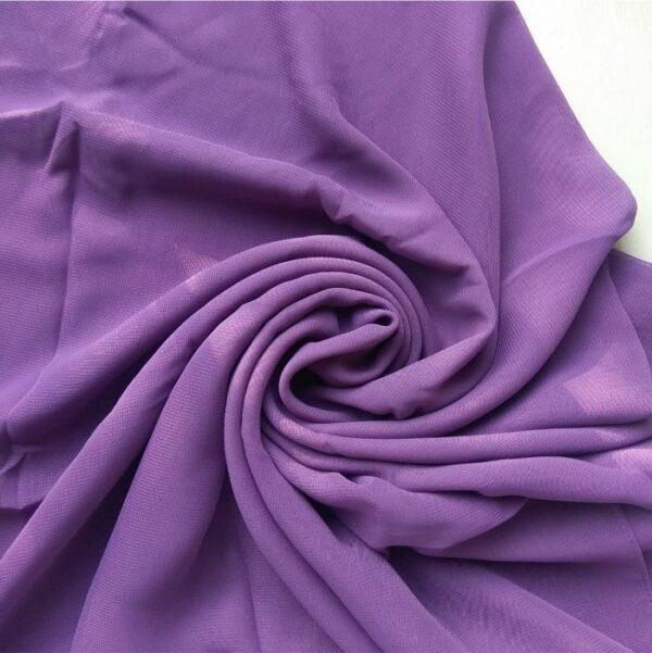 Square Hijab Light Purple