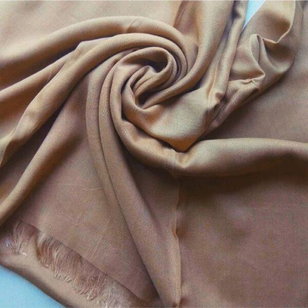 Classic Cotton Hijab Brown