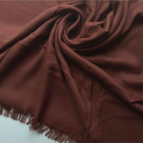 Classic Cotton Hijab Chocolate