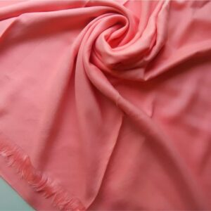 Classic Cotton Hijab Coral Pink