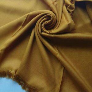 Classic Cotton Hijab Dark Mustard