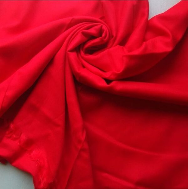 Classic Cotton Hijab Red