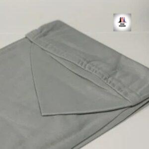 Large Al Amira Hijab Light Grey