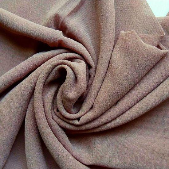 Premium Georgette Hijab Dusty Mauve