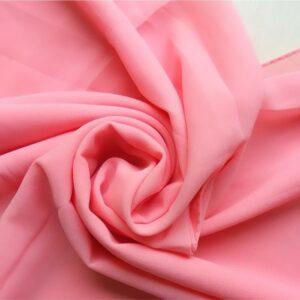 Premium Georgette Hijab Rose Pink