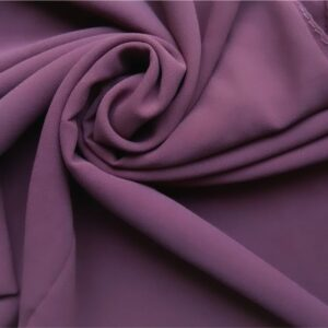 Premium Georgette Hijab Twilight Purple