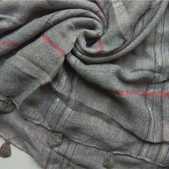 Premium Lawn Hijab Grey